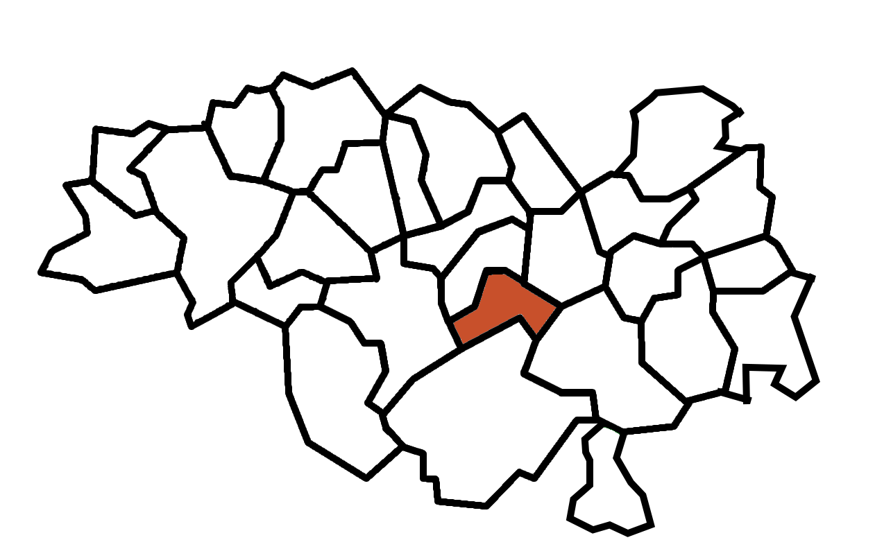 carte commune Saint Laurent Chabreuges