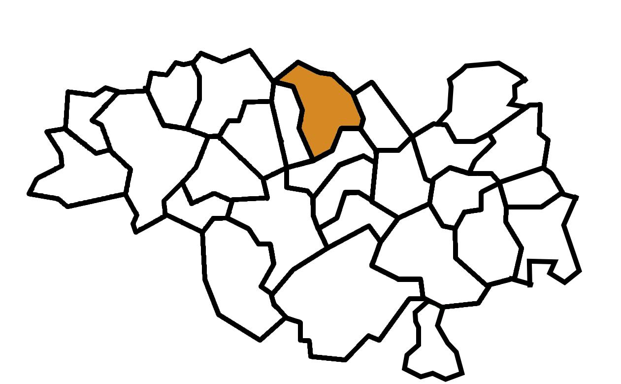 carte commune Bournoncle St-Pierre