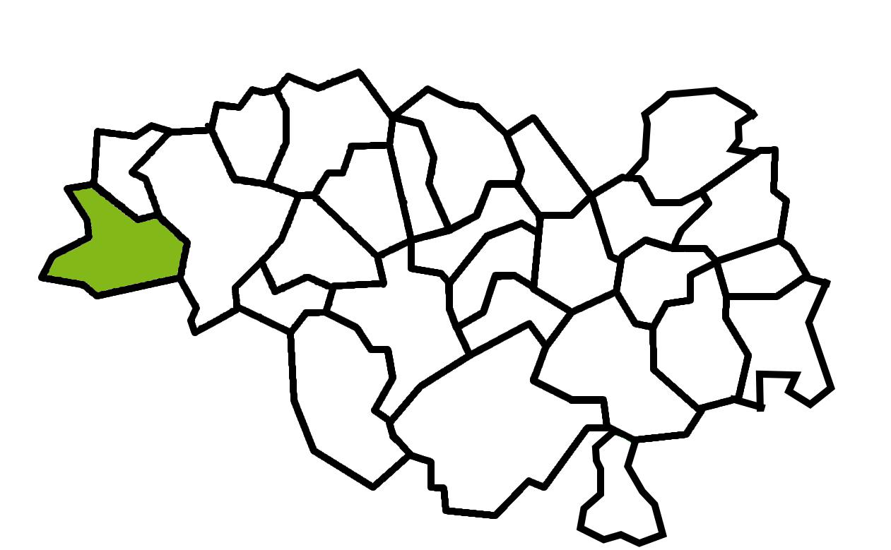 carte commune Saint-Etienne-sur-Blesle