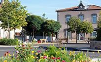 Des aménagements de bourg pour embellir le territoire et valoriser son patrimoine...
