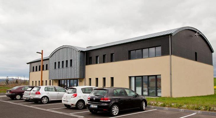 Pépinière d'entreprises - 9 route de Clermont - COHADE (entrée Nord de Brioude)